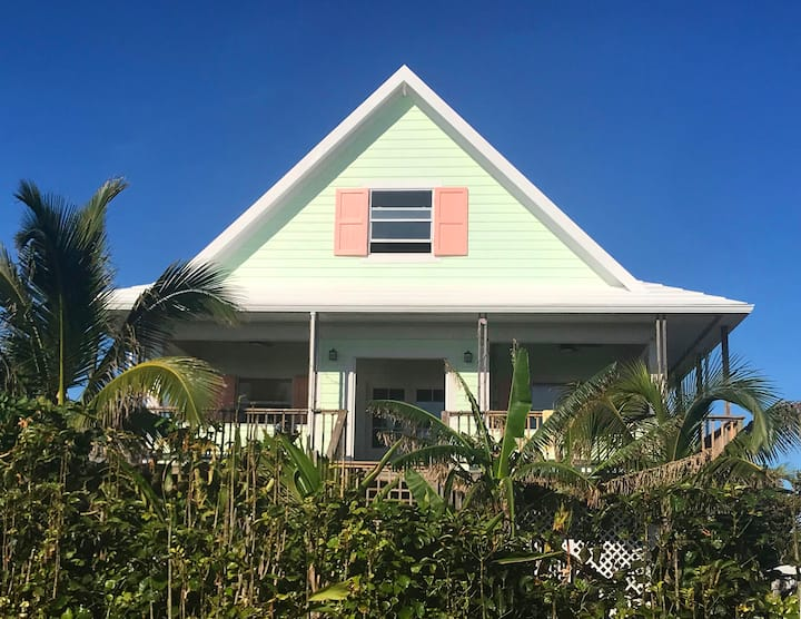 Newly renovated ocean view home