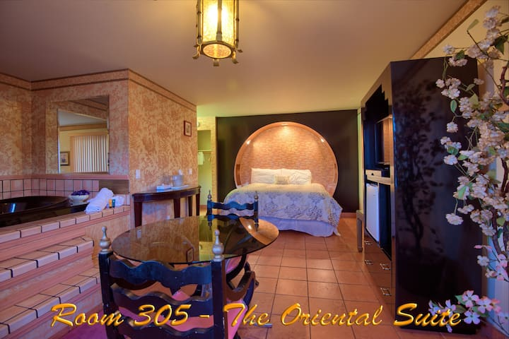 Oasis Of Eden - Oriental Suite