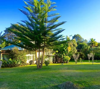 'Le Cayron' family Holiday house - Bellingen
