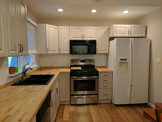 1-Bdrm Newly Renovated Spacious Apartment