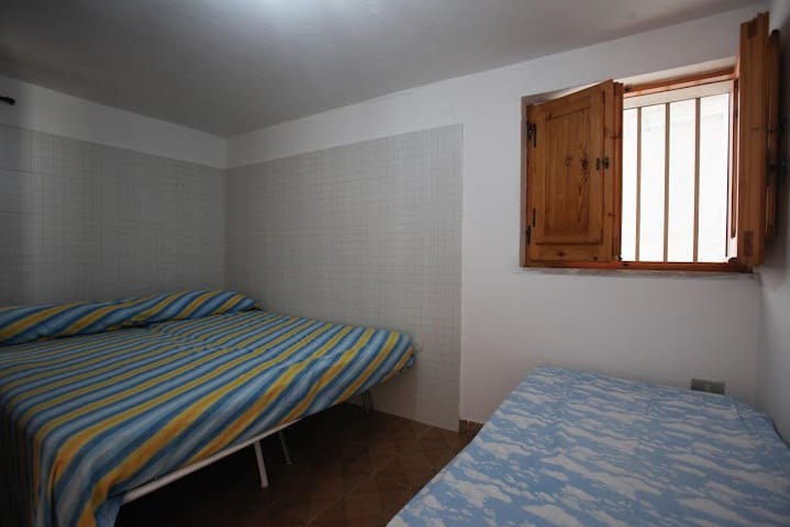 Apartment 5 min walk to the beach for 2/4 persons - Marina di Ginosa - Flat