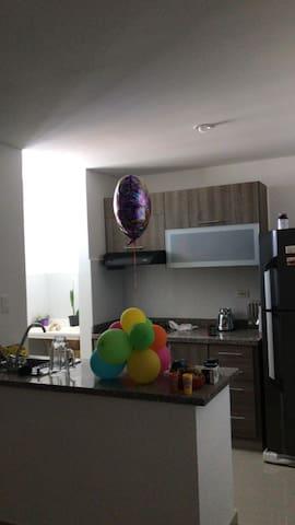 Apartamento próximo al centro de Santa Marta