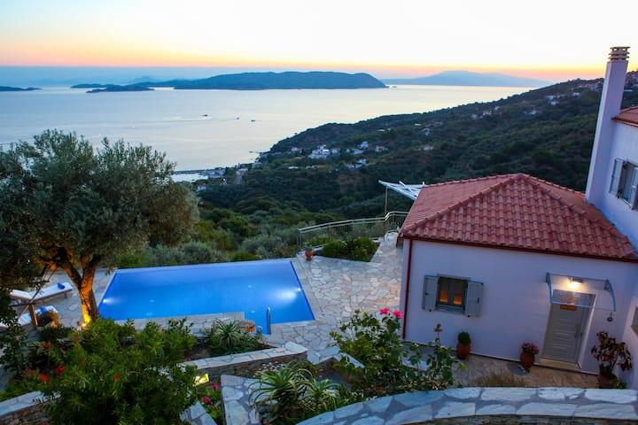Villa Stefani Skopelos