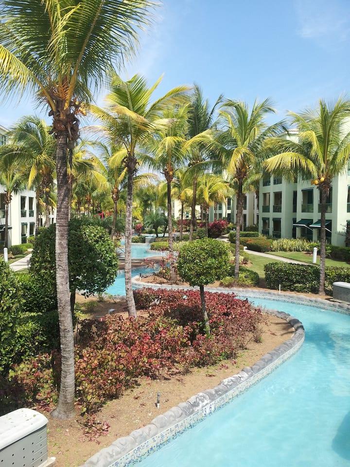 Aquatika 5401 Beach Resort Apt