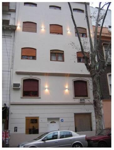 Alojamiento Recoleta Southern-House (303) Hombre3