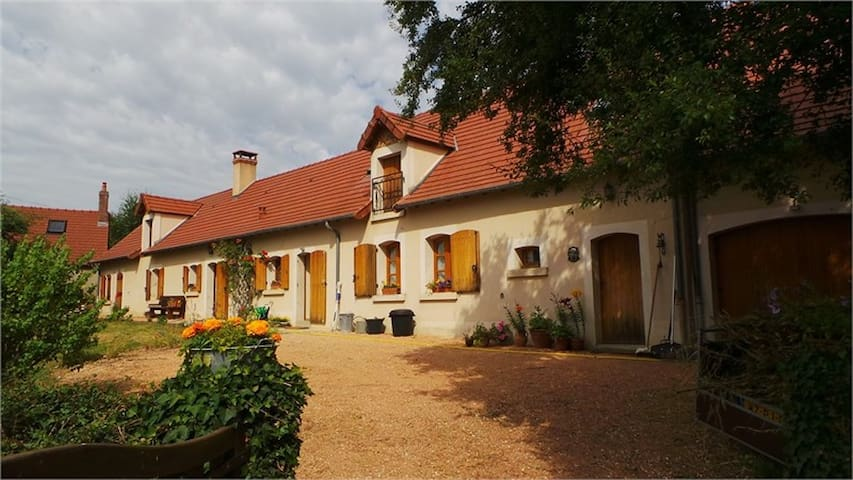 Gîte  in the countryside, Les Chaumes