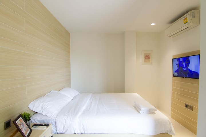 1BR-COOL & CLEAN-Phrakhanong BTS-漂亮的房子