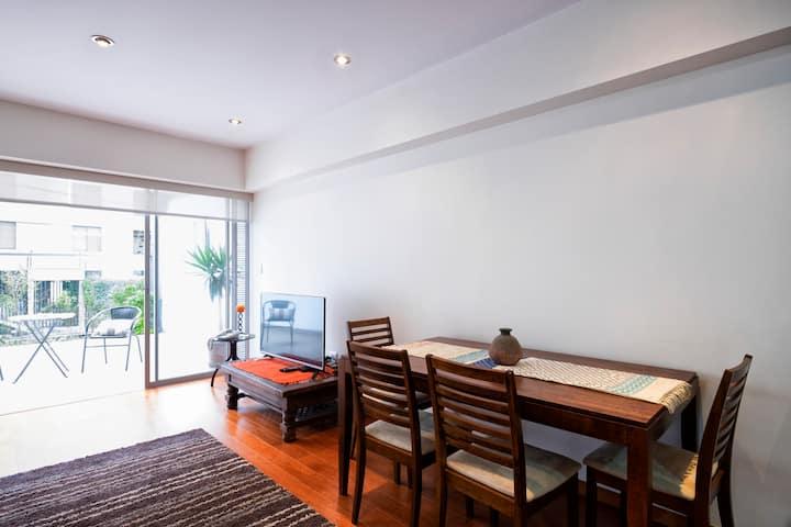 Roma Miraflores Apartment
