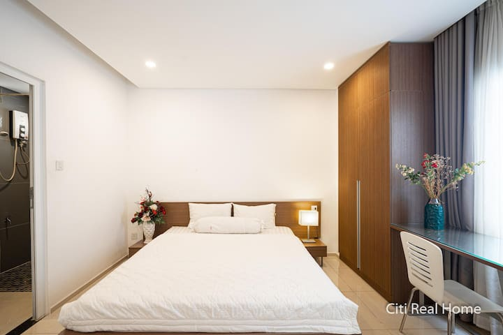 Cozy&Spacious apartment Thao Dien Central
