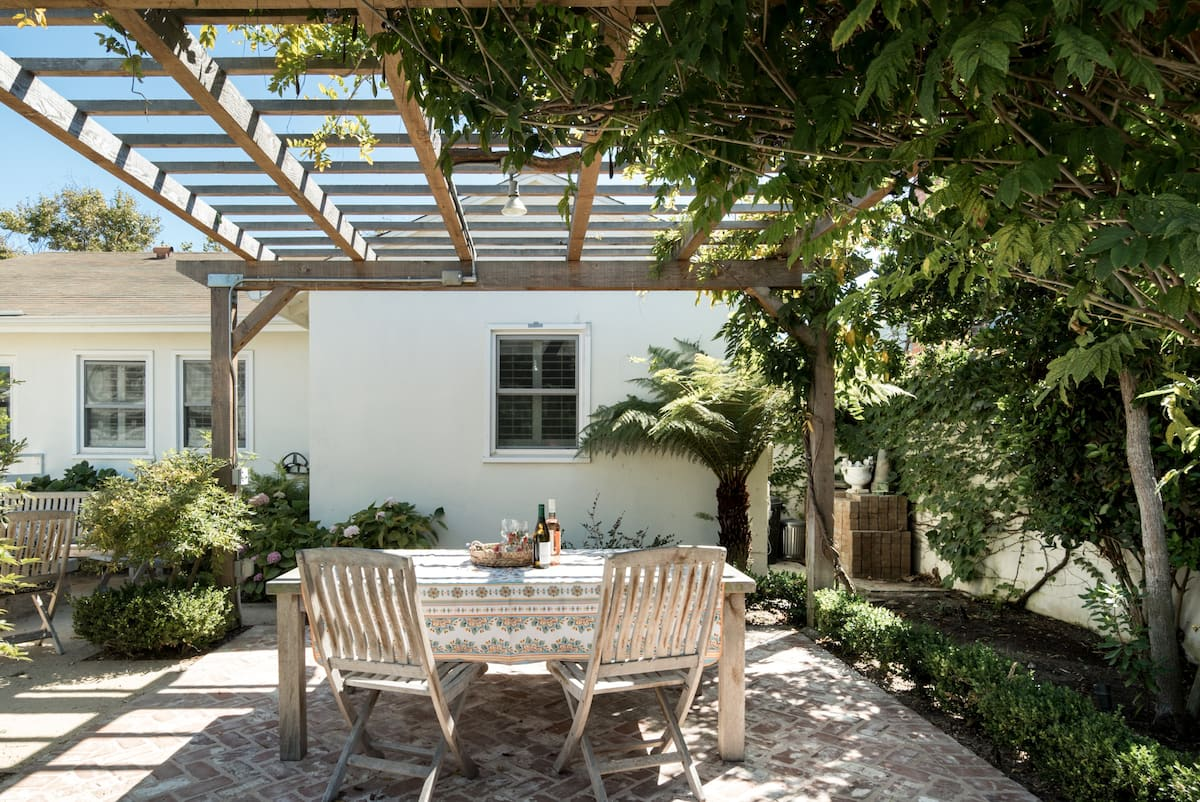 Classic Beach Home with Gorgeous Garden