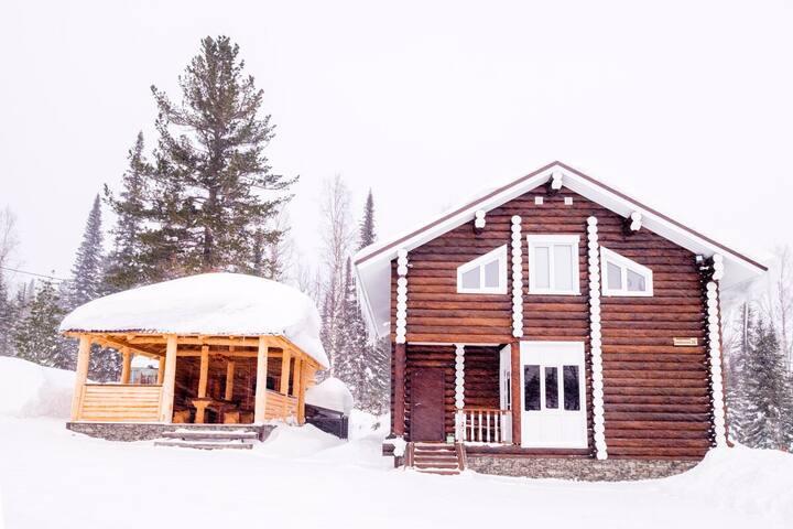 Гостевой дом Borviha