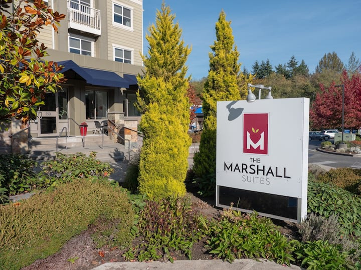 The Marshall Suites of Bainbridge Island