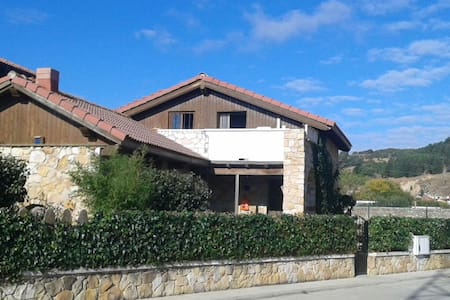 Alojamiento rural Casa Cristina - Cervera de Pisuerga - Talo