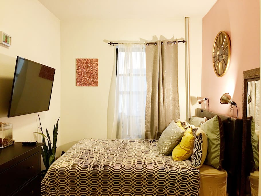 Bedroom view full