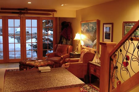 Alpine Villa Townhome- River Run Base Area - Ketchum - Townhouse