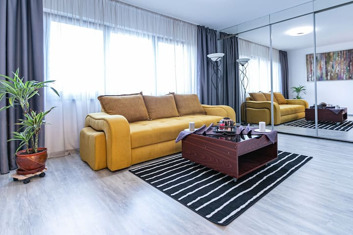 Harmony Residence-Cozy double bedroom, for4 people