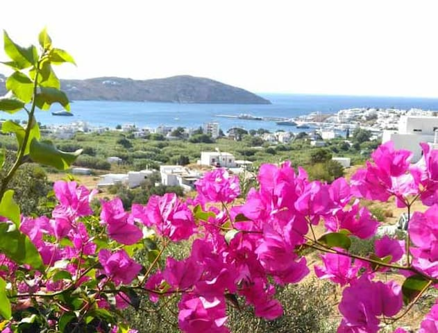 """Studio""""1""""with sea view for 2 people - Serifos"""