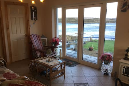 Beautiful Sea View House, in Connemara. - Galway - House