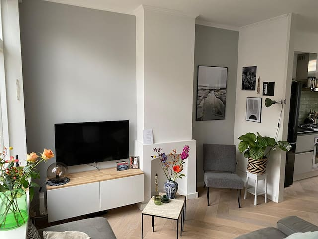 Cosy home near centre Utrecht with 2 bikes