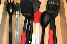 Need a utensil? It's already here for you!