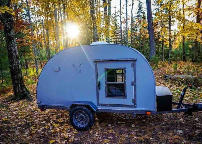 Teardrop Camper for Rent