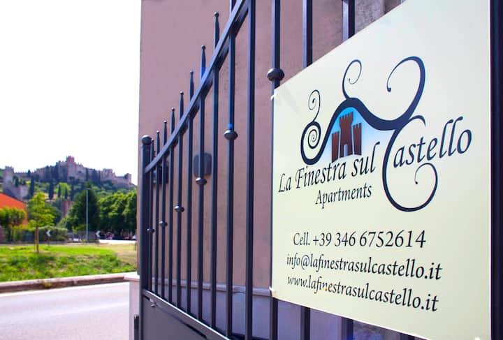 La Finestra Sul Castello SOAVE