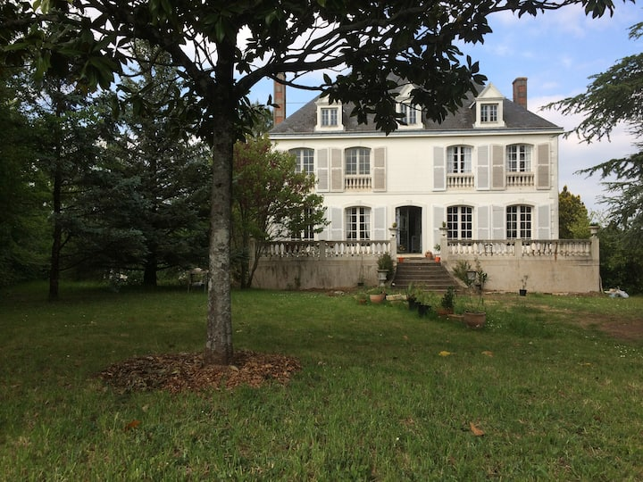 Chambre d'hôtes aux portes du Marais Poitevin