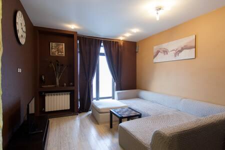 Апартаменты с дизайнерским ремонтом - Chelyabinsk