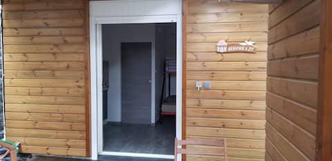 Location saisonnière Studio (dépendance) 16m2