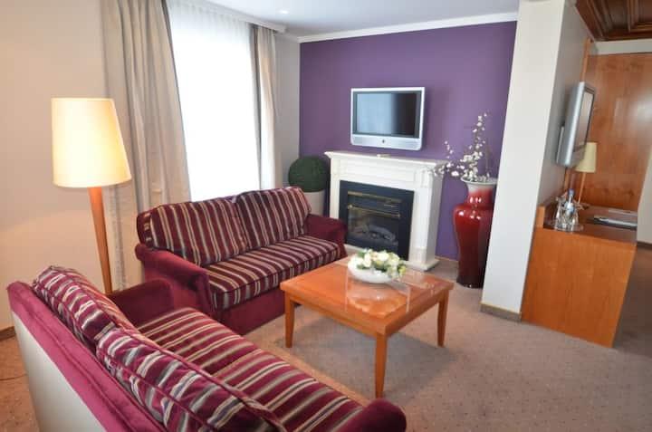 Hotel Lindauer Hof, (Lindau am Bodensee), Juniorsuite See 1