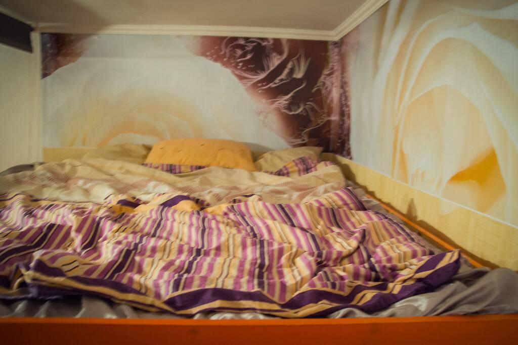 Лофт-кровать | Loft bed | 160x200