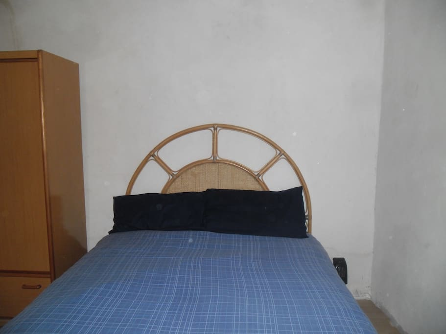 BEDROOM 3, showing double bed