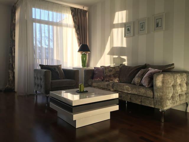Luksusowy Dwupoziomowy  Apartament