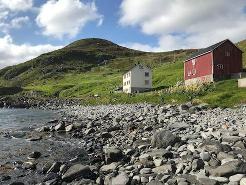 Landlig hus
