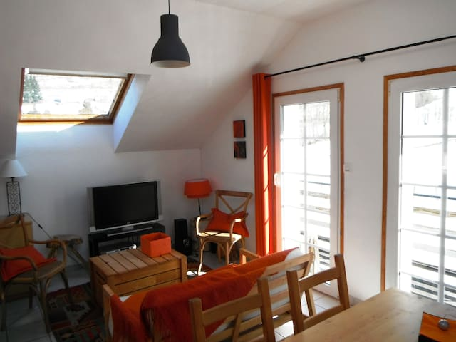 Cottage Chamois heart of nature Vosges 5 pax - Ventron - Haus