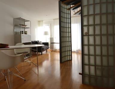 Premium Apartment Bensheim, 83qm - Bensheim - Apartemen