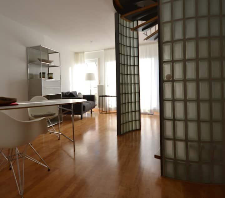 Premium Apartment Bensheim, 83qm