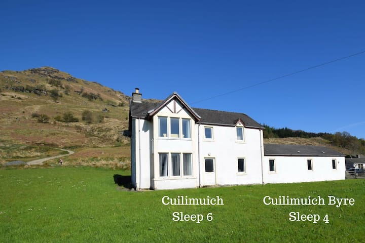 Cuilimuich Holiday Home