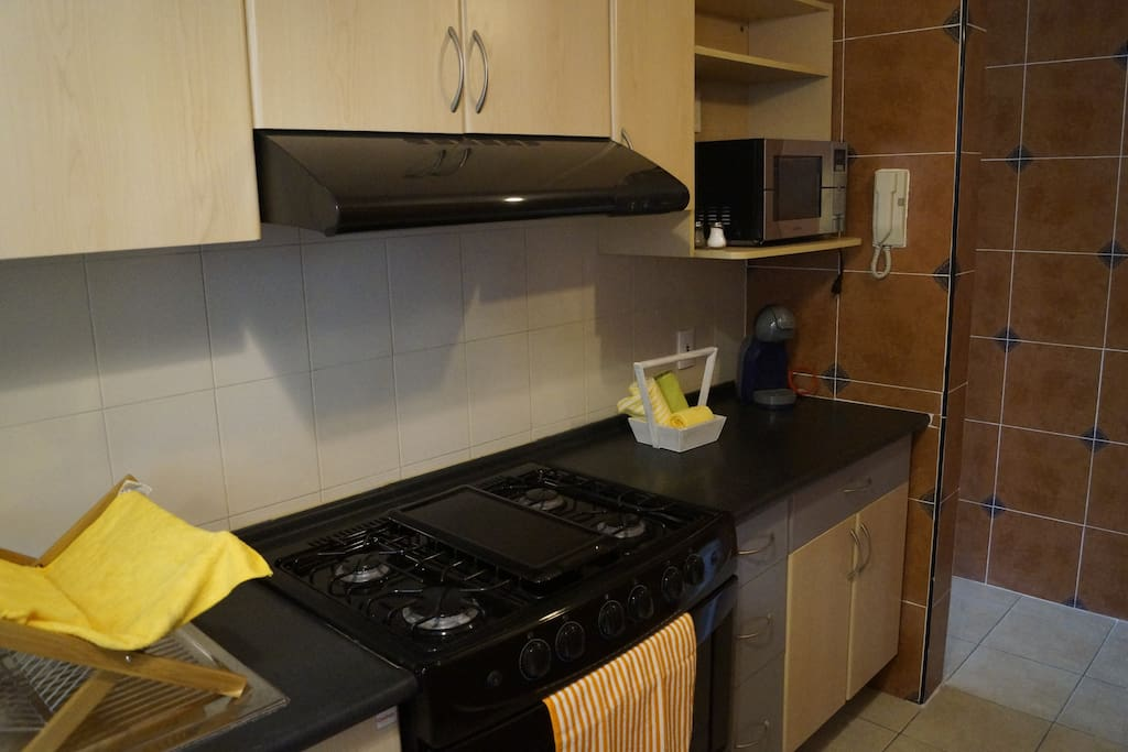 Cocina-Kitchen
