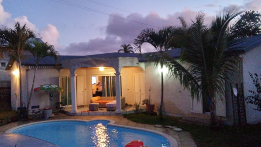"""Villa """"la Petite Créole"""""""