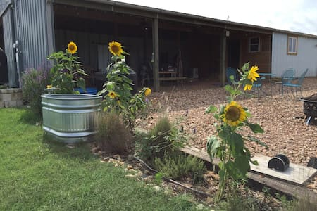 Valley View Farm with 2 acre pond near Brenham - Brenham - Haus