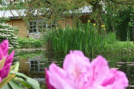"""""""dat lüttje Gartenhuus"""", idyllisch - Weesby"""