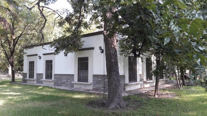 Quinta Villa Maria, Bustamante N.L. Casa 2