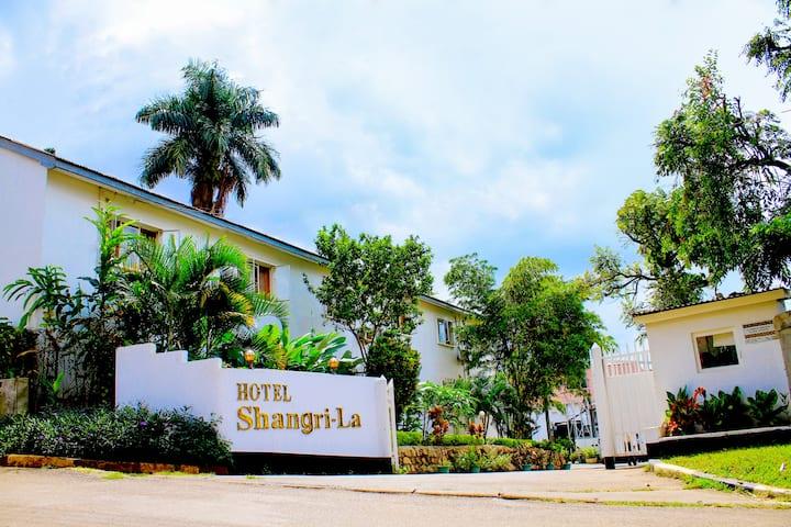 SHANGRI-LA HOTEL KAMPALA CLUB