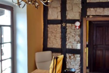 Rustikale Bauernhaus Idylle - Jeckenbach - Casa