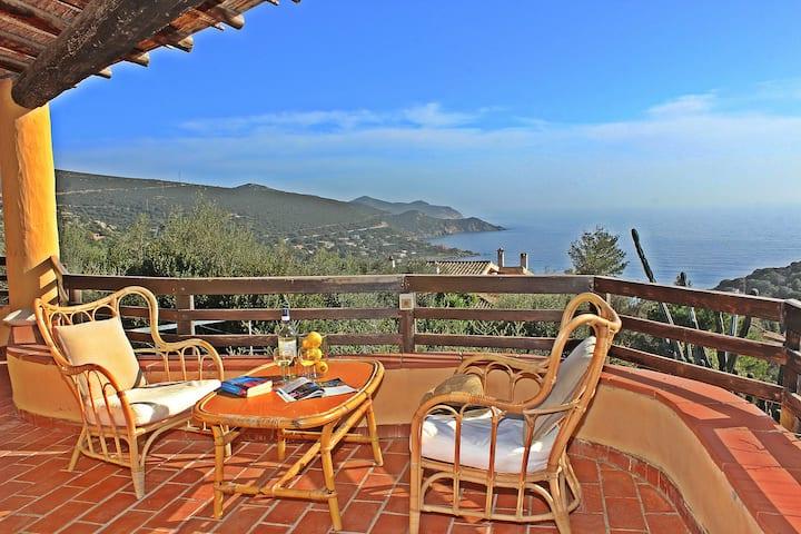 Villa Ines - Villa panoramica con ampio giardino