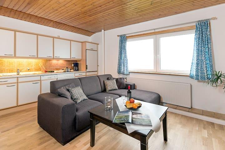 Große Ferienwohnung für bis zu 4 Personen - Sylt-Ost - Apartamento