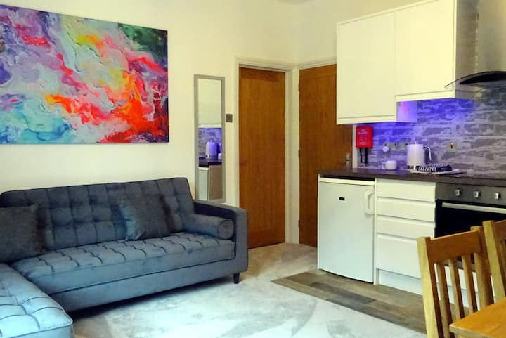 Abraham Apartment, Derwent View, Matlock Bath