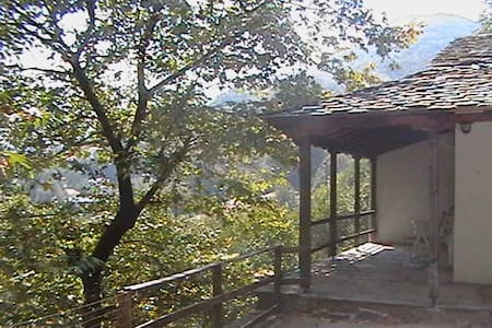 KISSOS PELION, TRADITIONAL COTTAGE HOUSE - Kissos