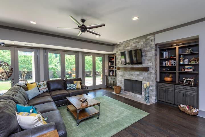 Atlanta Vinings Retreat - Luxury Home Apartment
